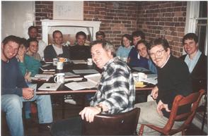 EU Staff meeting 1994