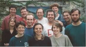 EU Staff Team 1995